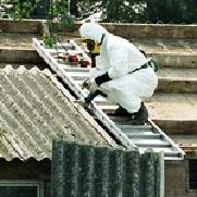 Asbest in golfplaten